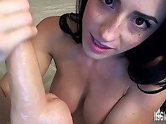 Its Cleo Tells You sauna melanny smit to Stroke Your Cock!
