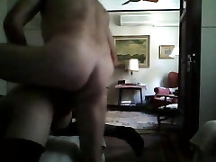 Cute twink fucked by familly germany man
