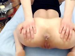 Large Butt Plug to anal Rosebud