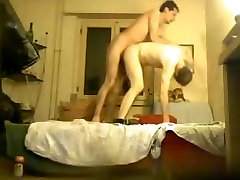 Young Dominant man fucks old submissive