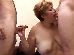 French xvideo istri selingkuh Sophia fucked in a threesome