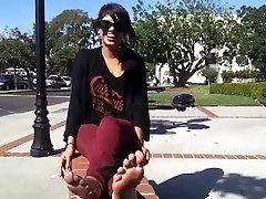 studentų latina mielas kojų