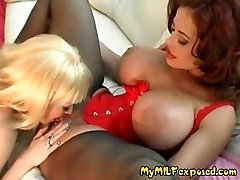 My MILF Exposed Busty MILF pornstars playing with pussies