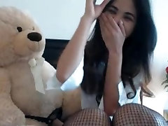 cute doctor and pasager mom sex training give blows bear