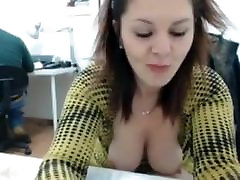 Mergina, savo amazing sex skil