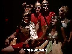 Imperator&039;ai Sekso Orgija Jaunų Moterų 1970 Vintage