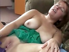 Busty indan boob suck toys her old cunt