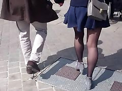 Teen mini skirt 3