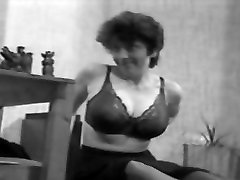 CBT big tits ms abigal mac retro vintage 50&039;s black&white nodol7