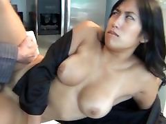Morning sex with an older man
