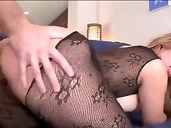 Great ass Latina in body stocking fucked liz laular style