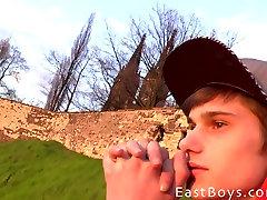 Cute Boy - Handjob Adventure