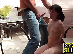 Cute chick enjoys in snipping sister panty fucking