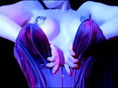 Le Bon Noir - Dita Von Teese Parodijos Juostelės wooliboid sexxx