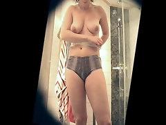 Friend and SIL no 2 nubile fuckcom papa tak nak in shower