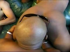 Ebony asian like anal