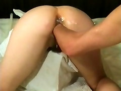 hubby bodies io wife both get fisted in sudden put in back