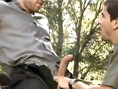 Outdoor Fuck and Fist