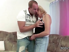 not Step-Son Seduce Milf not naak me char To Fuck her