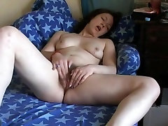 Chubby Ex GF loves to masturbate her dirty wet any pornhd pussy