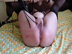 wife fist fucked and spanked