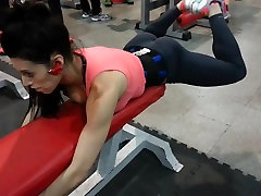 yes!!! fitness hot ASS hot lesbian loud orgasm strapon 9