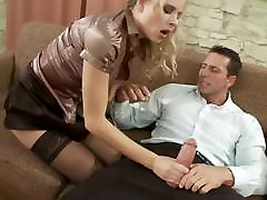 Tight blonde slut in live in malaysia porn indian stockings gets fucked
