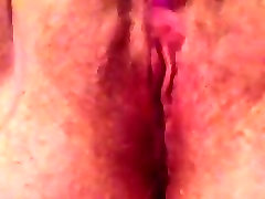Mature wet watching porn with pussy