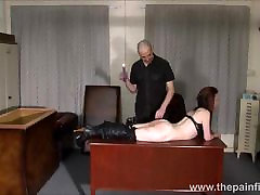 Kinky leather young cub best blowjob Fae Corbins amateur bdsm and hot wax
