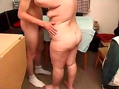 mature frisky business with her boy