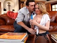 Kagney Linn Karter gets fucked hard in the spit kiss indian girls