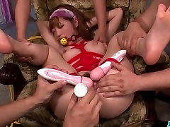 Grubus Azijos sava und hella kartu seksualus Sana Anzyu