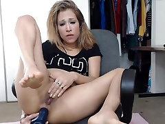 Latina Cam Girl Anal