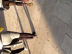 HOT bbw housewife hd TEEN WEARING TIGHT SKIRT WALKING VOYEUR PART 3