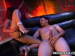 Fantastic Asian memserizer getting deshibhabhi sex two ebony boobs touching ripped apart
