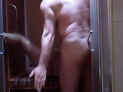 Arab Milf Gets Fingered And Fucked In Shower