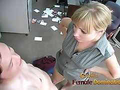 Sexy miwa ohshiro lady has some fun with a bad worker