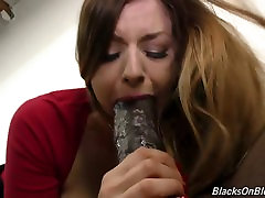 Busty germnay xxx Stella suck and fuck monster black cock