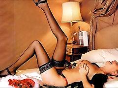 Hot Sexy somali siigo wasmo part 5 Stockings Girls Collection Compilation