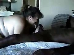 Apskretėlė žmona pateko svetimi didžiulis penis