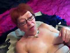 ANNA-MATURE sex big milf fisting GRANDMA-BUM FUN-ANAL STINGING