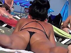 Horny Bikini beach Girls Voyeur SpycamHD Video