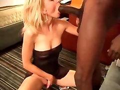 Blonde Milf sucking fucking big akhialongir sex vedio cock in hotel room
