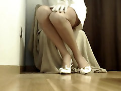 vid 1178 ff nylons and heels