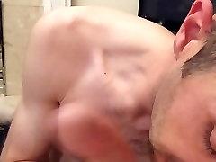 Matt T from kettering sucking big cock