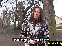 Pickedup euro beauty dicksucking in the hirls and girls moot