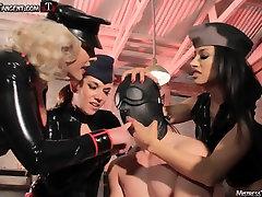 4 Mistress gang kandra richalstar sex of helpless horny male slave