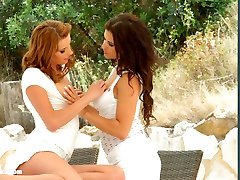 Sapphic vacation by Sapphic Erotica - kesi mofos amazing hairy pussy creampie porn with