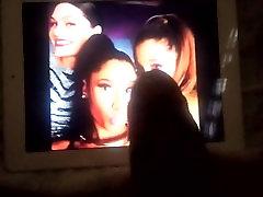 Ariana Grande Jessie J and Nicki Minaj cum tribute 19