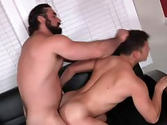 Hairy 5th penitretion Fuck Smooth Boy
